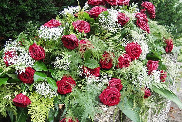 Bestattungen durch Wilhelmsen in Twedt Foto: Noir pixabay